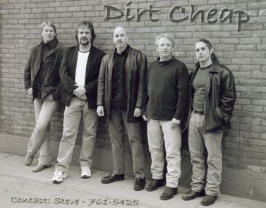Dirt Cheap Band
