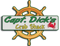 Captain Dicks Crab Shack Logo