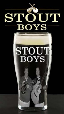 Stout Boys Guiness