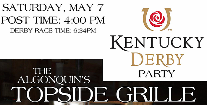 2016 Kentucky Derby Party