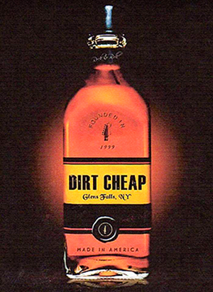 Dirt Cheap Whiskey