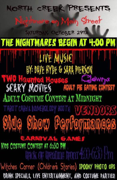 Nightmare On Main Street 2016